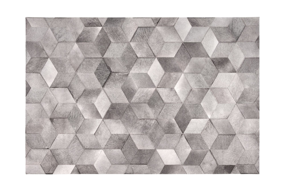 Cubic Snow Silver