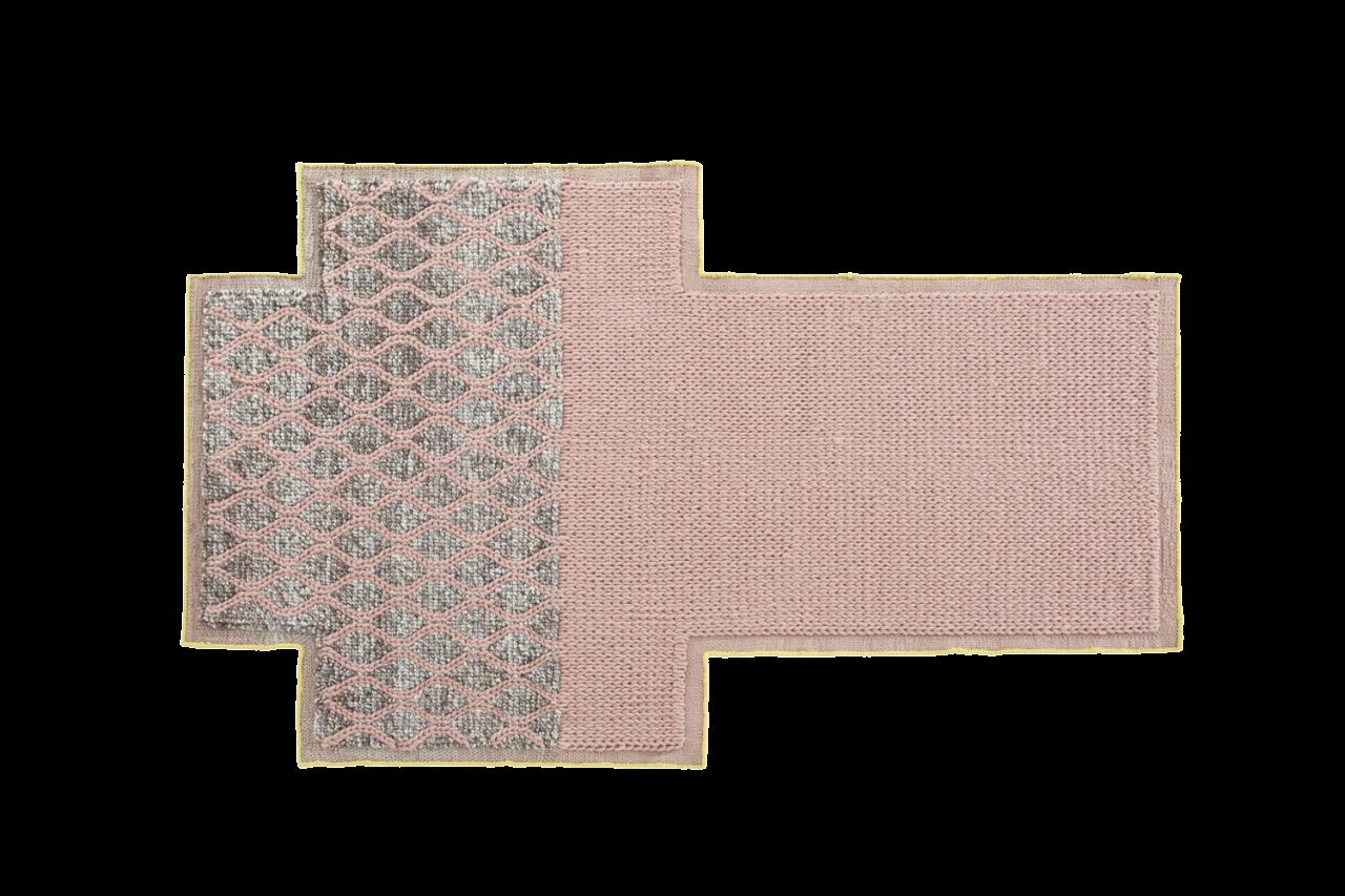 Rhombus Pink