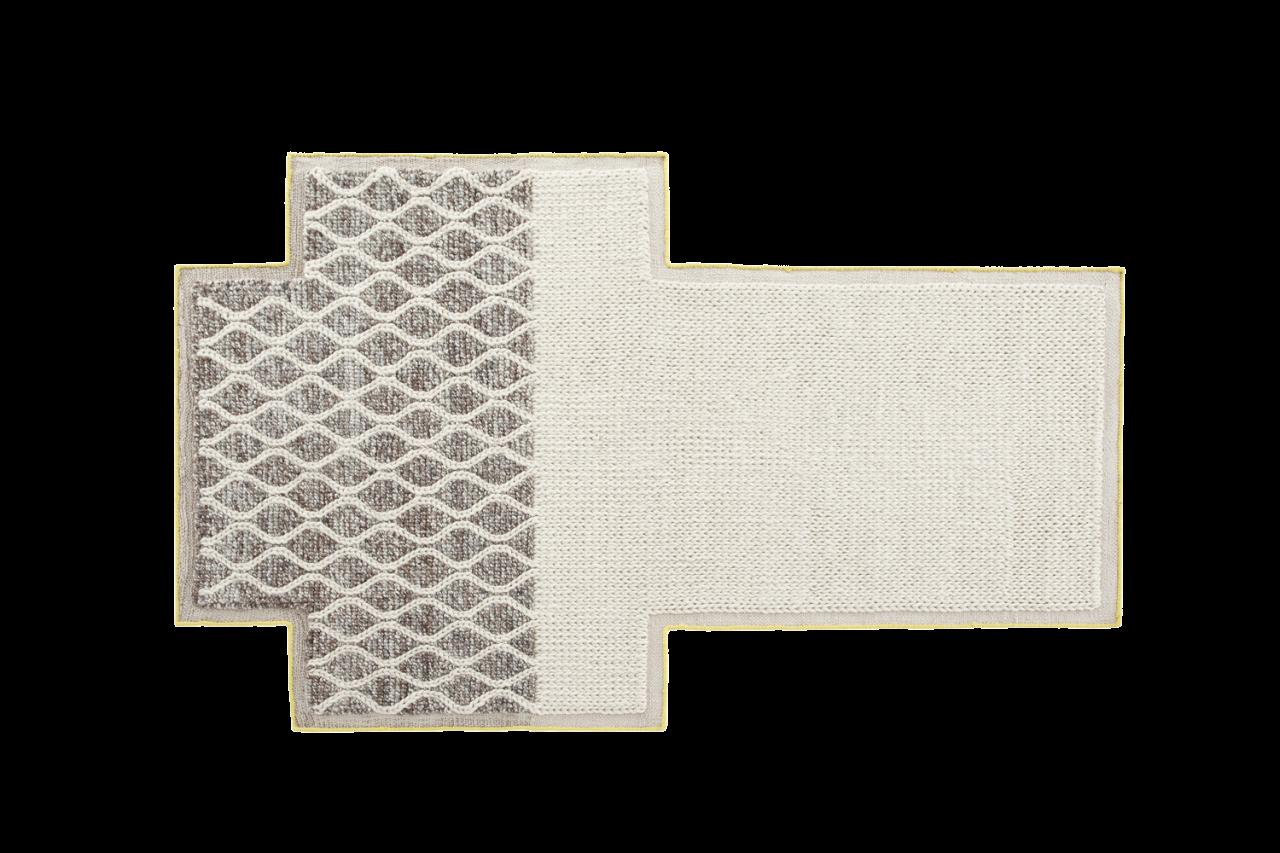 Rhombus Ivory
