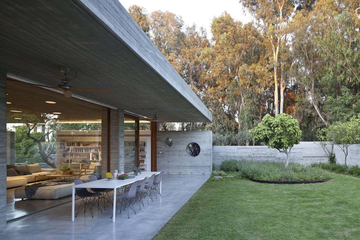 A House of an Architect