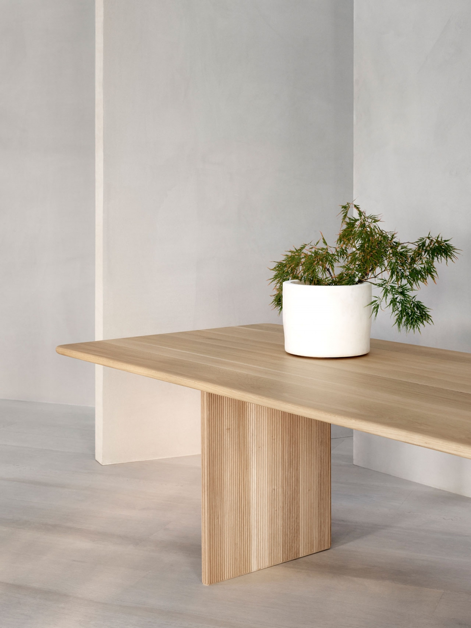 Cabin square table