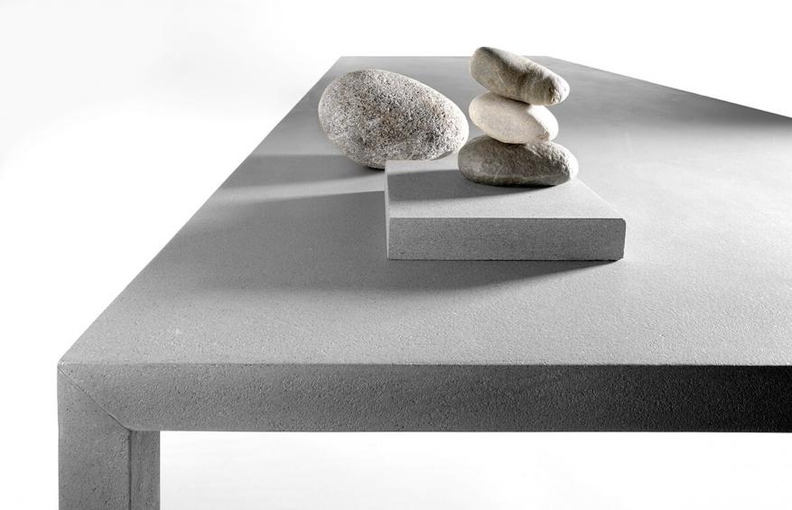 Tense Material stone