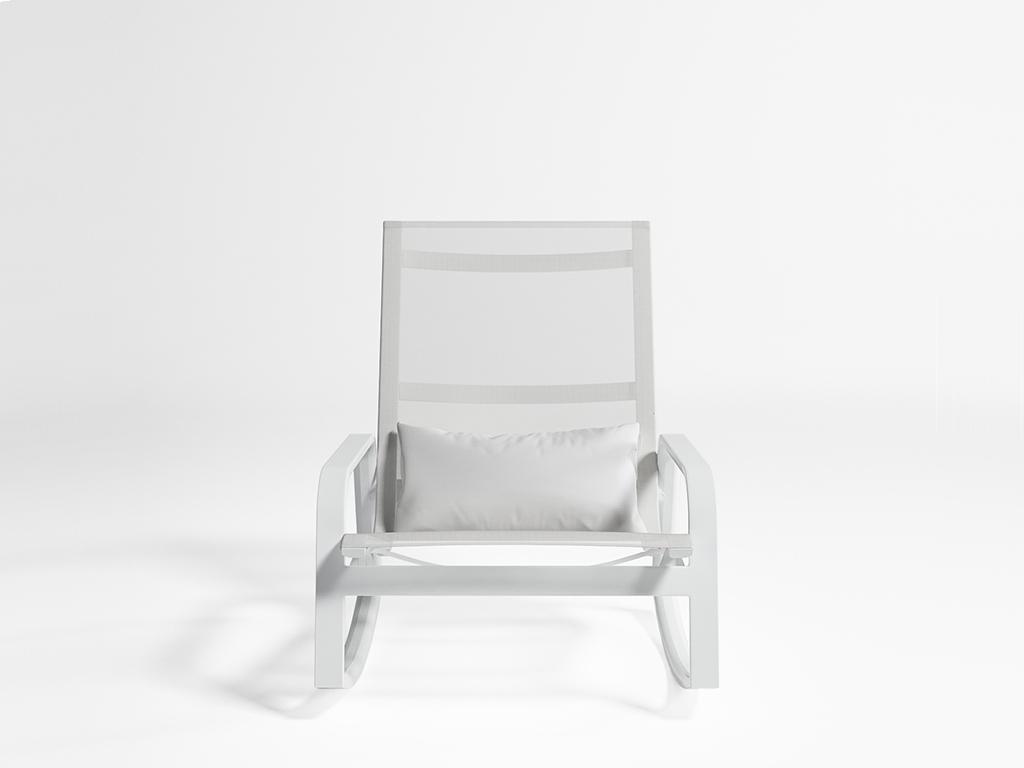 Stack Rocking Chair
