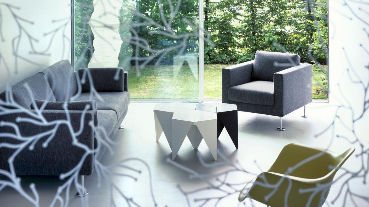 Prismatic Table