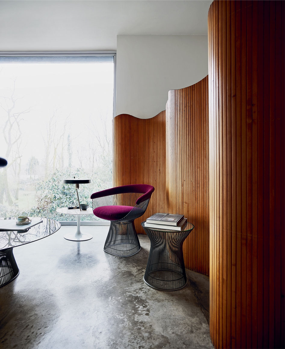 Platner Side Chair