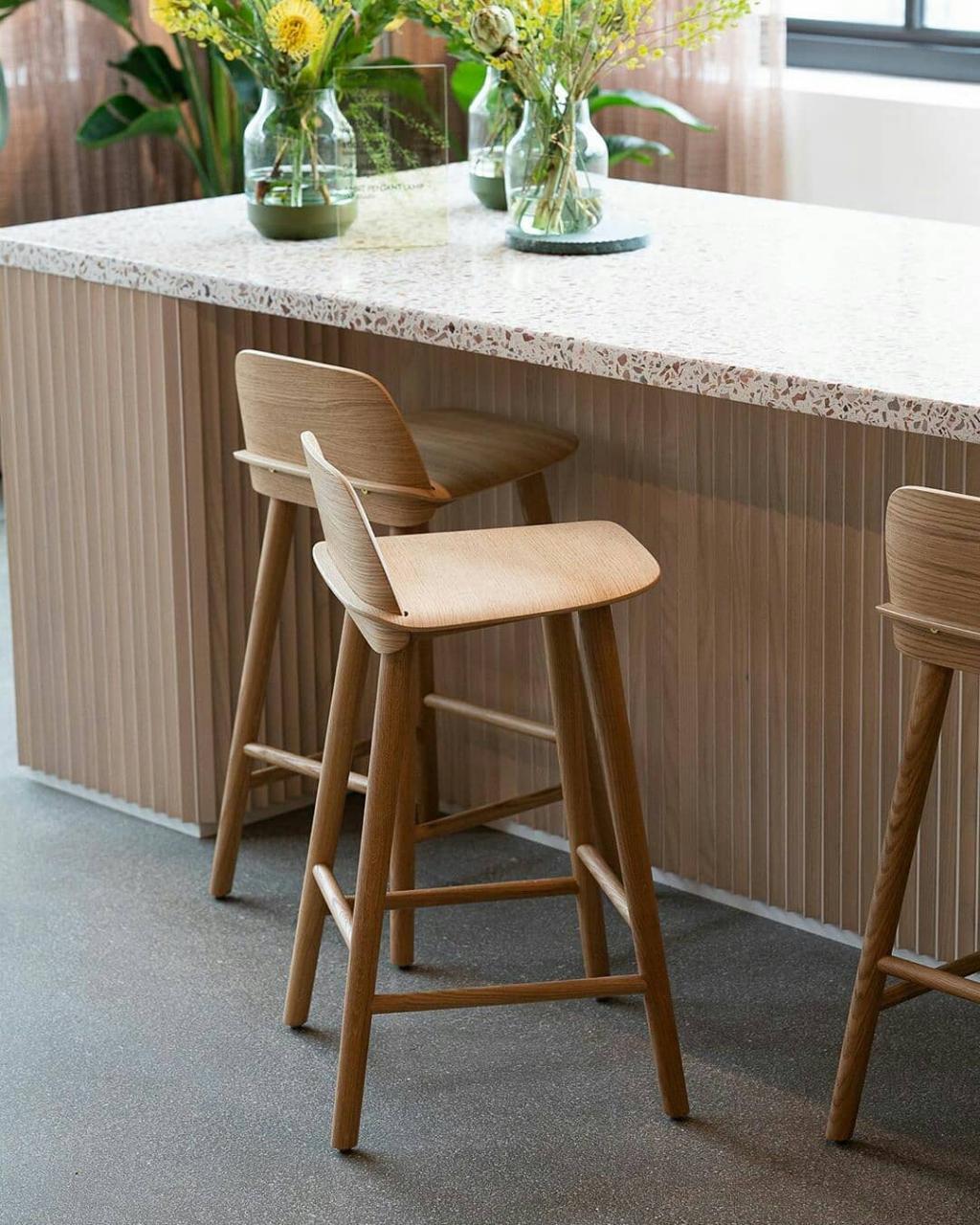Nerd bar stool