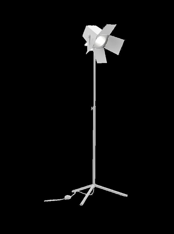 Foto Floor lamp