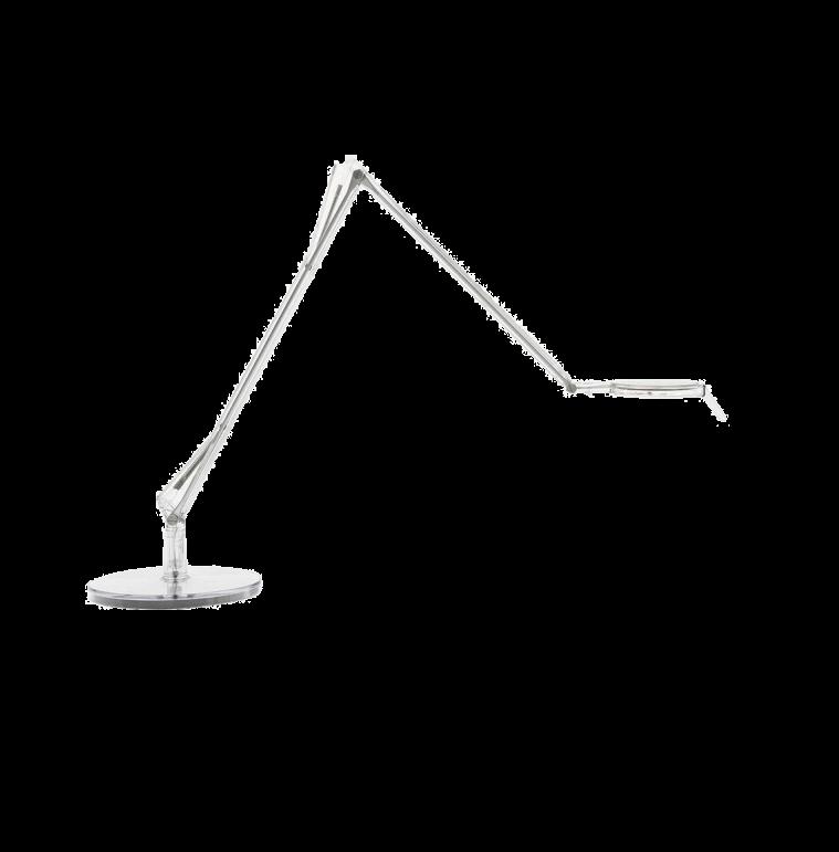 Aledin Tec Crystal Table Lamp