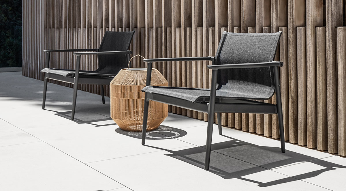 Stacking Lounge Chair Outdoor